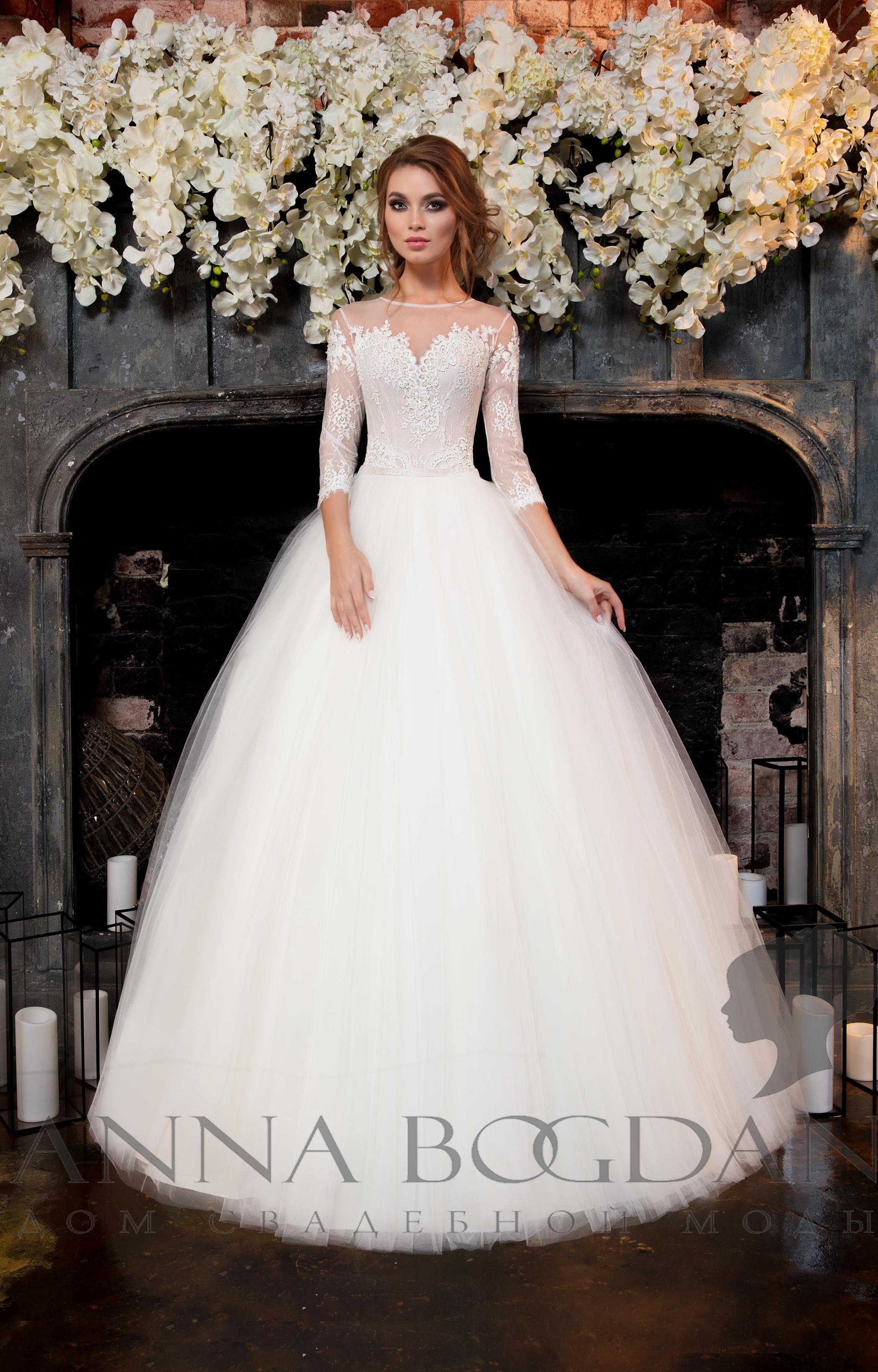 090c68f0a5ff Свадебное платье — Анжелика | Свадебный салон