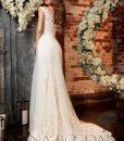 Свадебный салон «Купидон» — Свадебные платья — Эбби спинка