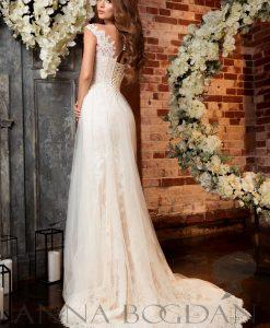 """Свадебный салон """"Купидон"""" - Свадебные платья - Эбби спинка"""