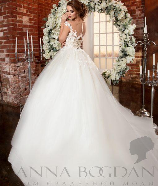 """Свадебный салон """"Купидон"""" - Свадебные платья - Эйми спинка"""