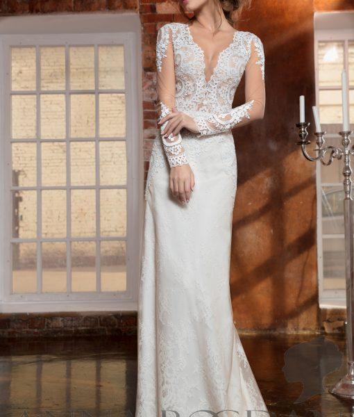 Свадебный салон «Купидон» — Свадебные платья — Хейли