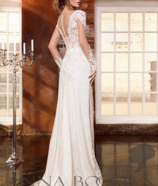 """Свадебный салон """"Купидон"""" - Свадебные платья - Хейли спинка"""