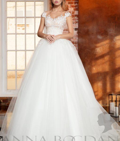 Свадебный салон «Купидон» — Свадебные платья — Клэр — копия
