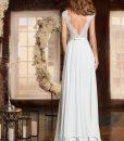 Свадебный салон «Купидон» — Свадебные платья — Марсель спинка