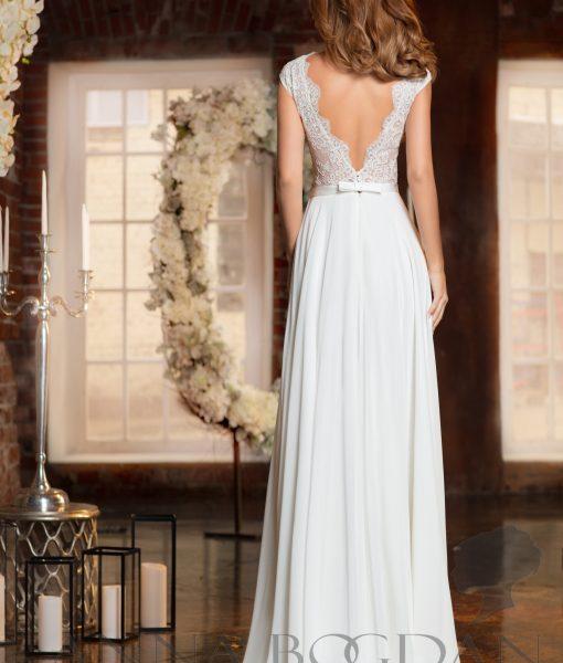 """Свадебный салон """"Купидон"""" - Свадебные платья - Марсель спинка"""