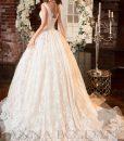Свадебный салон «Купидон» — Свадебные платья — Молли спинка