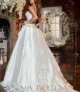 Свадебный салон «Купидон» — Свадебные платья — Моника спинка