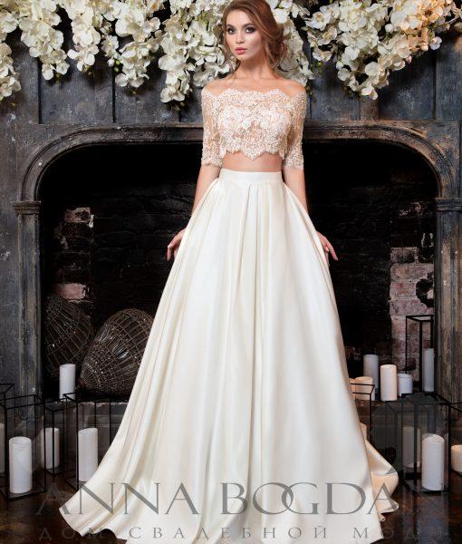 Свадебный салон «Купидон» — Свадебные платья — Паула
