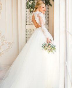 """Свадебный салон """"Купидон"""" - Свадебные платья - Ронсе+спинка"""