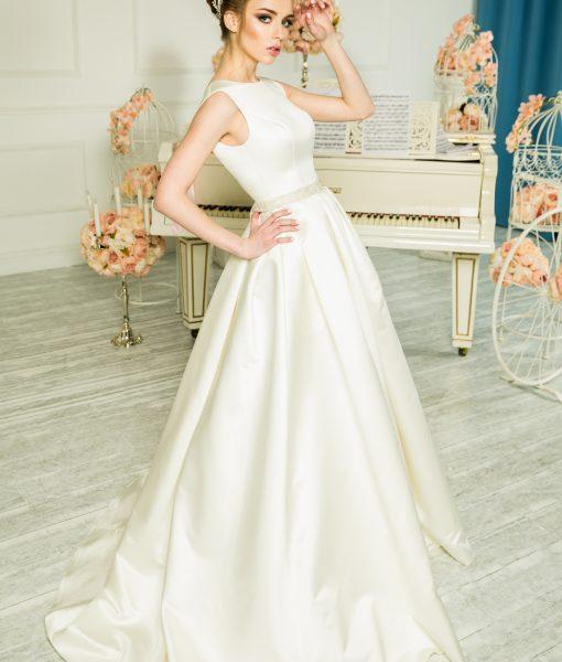 Свадебный салон «Купидон» — Свадебные платья — Севелья+3