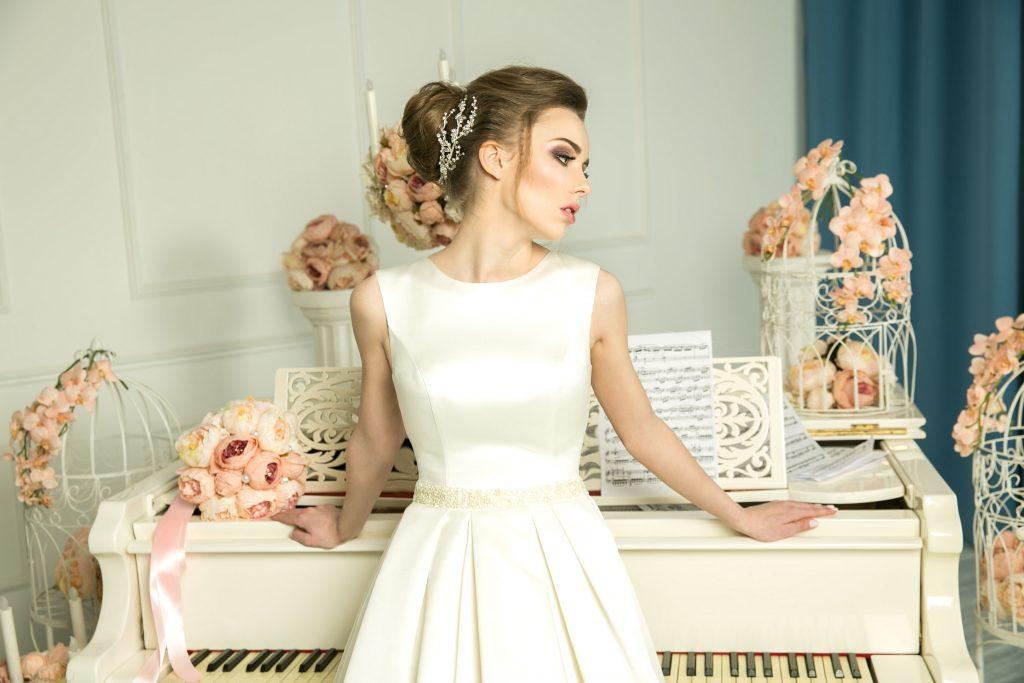 """Свадебный салон """"Купидон"""" - Свадебные платья - Арта - Севелья+крупный+план"""