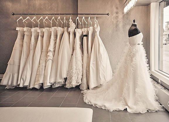 Предсвадебная подготовка платья_